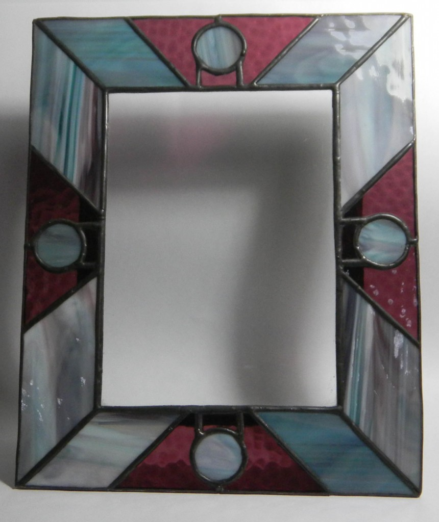 Stained Glass Picture Frames For Sale