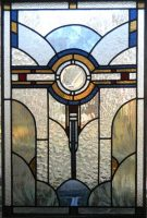 custom order stained glass window
