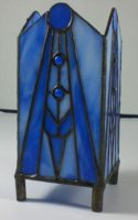 "candle shield 9.5"" x 4"""