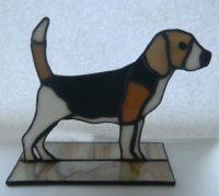 """5"""" x 5"""" Beagle"""