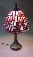 "table lamp 13"" tall 8"" diameter"