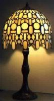 "Table Lamp 16"" tall 9"" diameter"