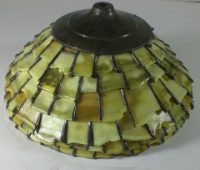"Lamp Shade 10.5"" diameter 6"" tall"