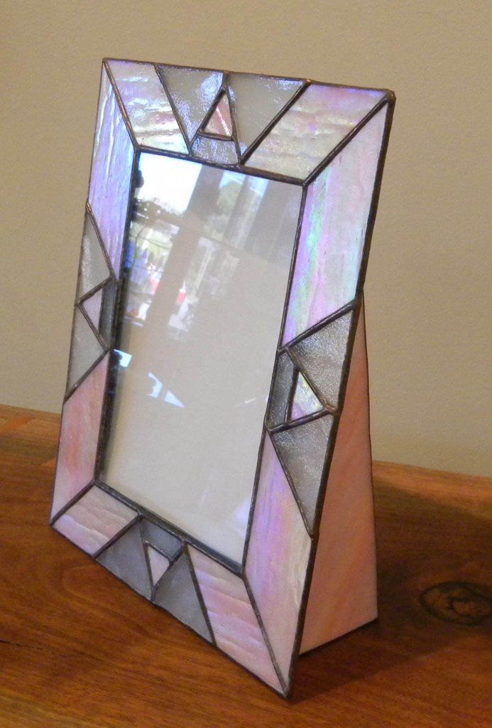 Stained Glass Picture Frames For Sale - Visions Stained Glass