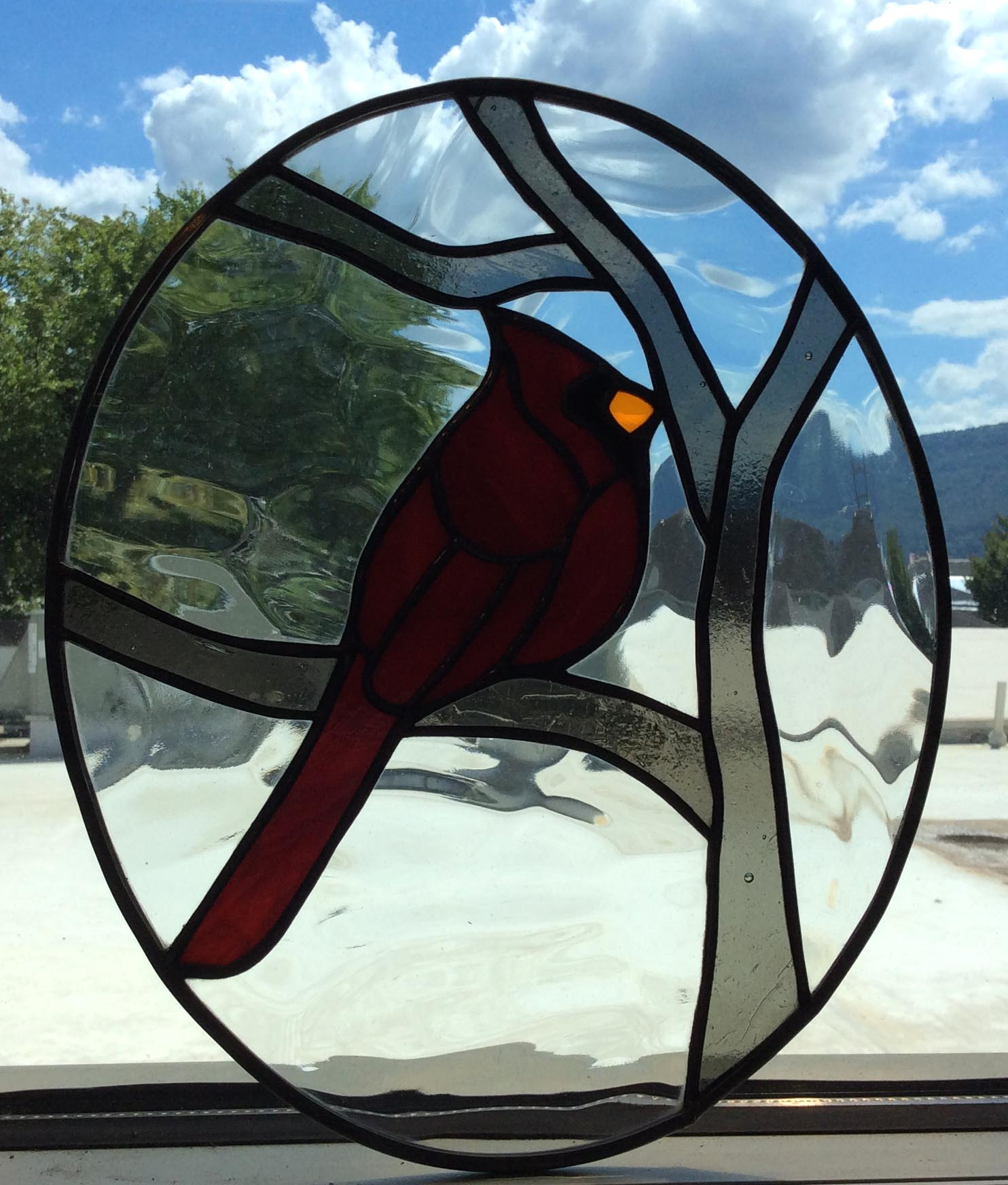 stained-glass-cardinal