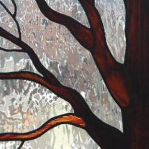 brown tree branch panel